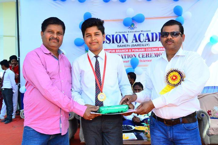 Mission Academy-Prize