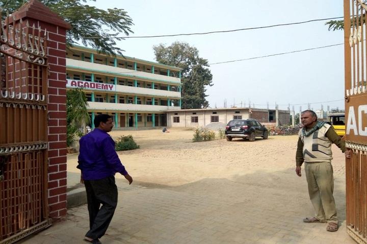 MJRP Academy-Entrance Gate