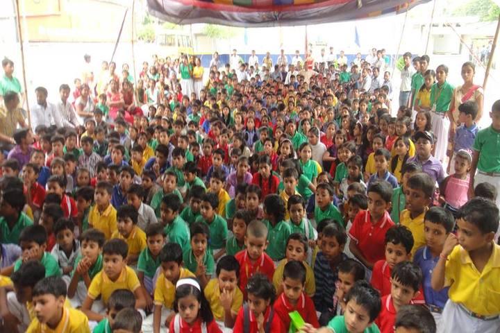 The Chandrasheel School-Kids