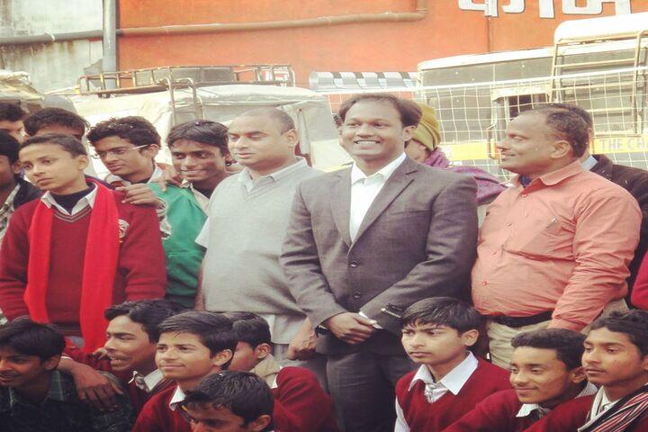 The Chandrasheel School-Event