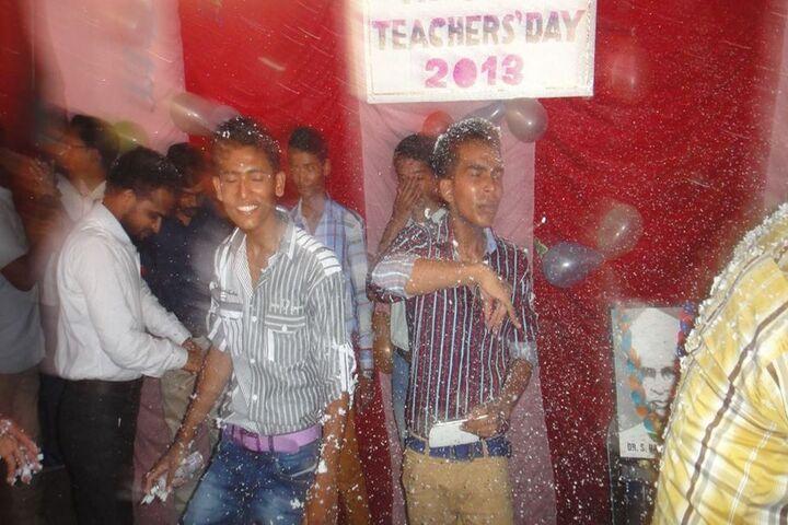 The Chandrasheel School-Teachers Day
