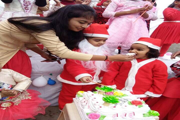 ML Convent School-Christmas Celebrations
