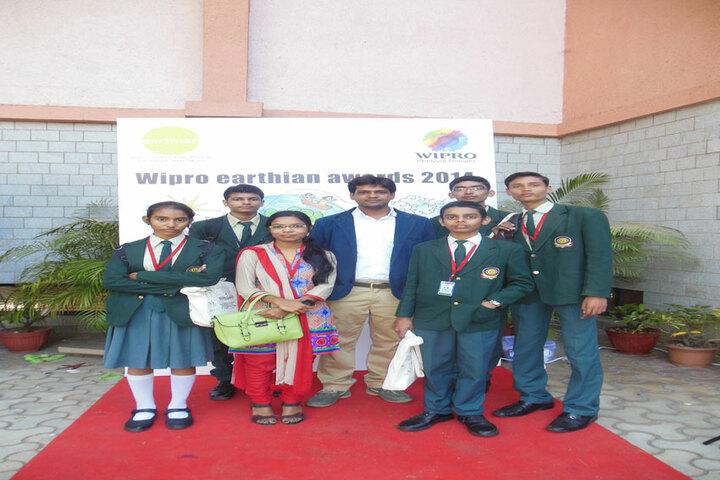 ML Convent School-Earthian Awards