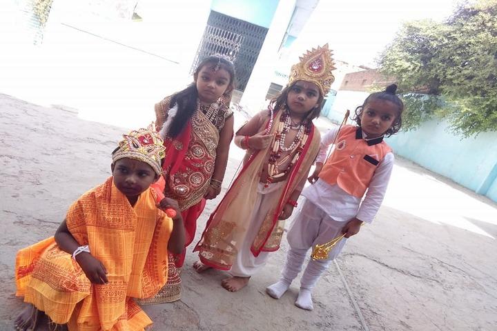 ML Convent School-Janmasthami Celebrations