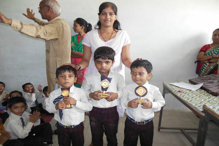 ML Convent School-Prize Distribution