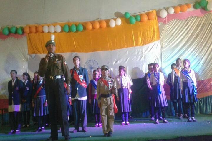 ML Convent School-Republic day