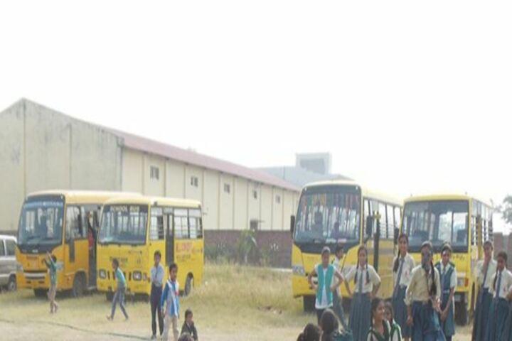 ML Convent School-Transport