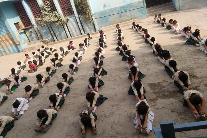 ML Convent School-Yoga