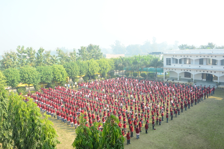 MMD Public School-Assembly
