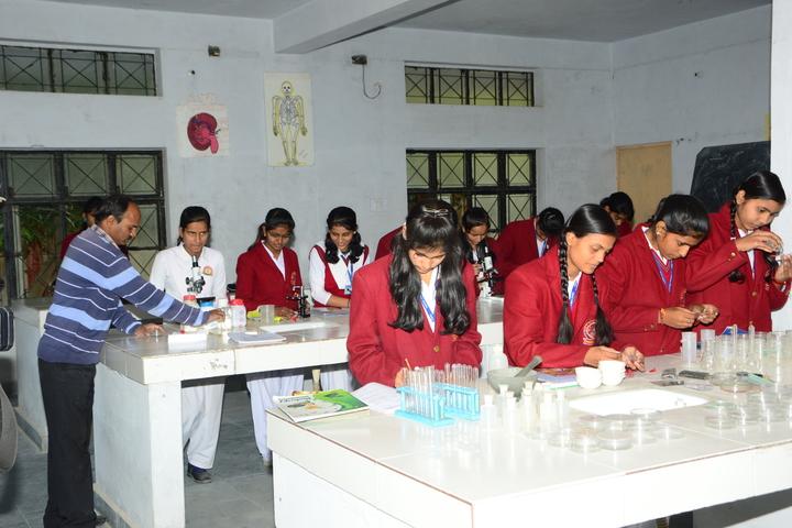 MMD Public School-Biology lab