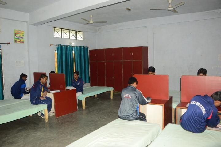 MMD Public School-Hostel Facility