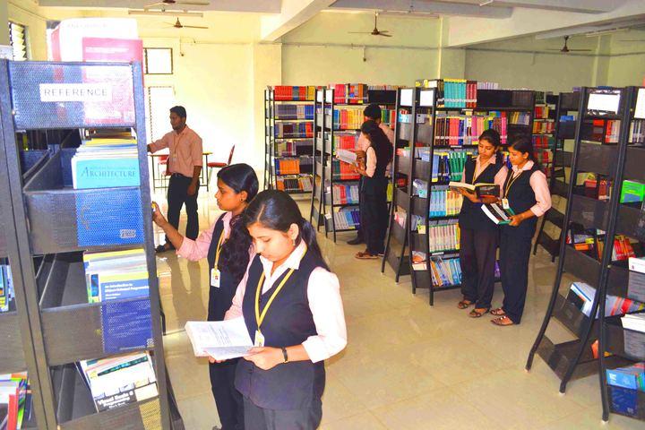 MMD Public School-Library
