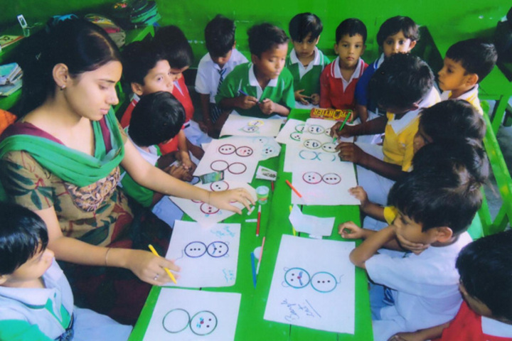 Modern Public School-Drawing Competition