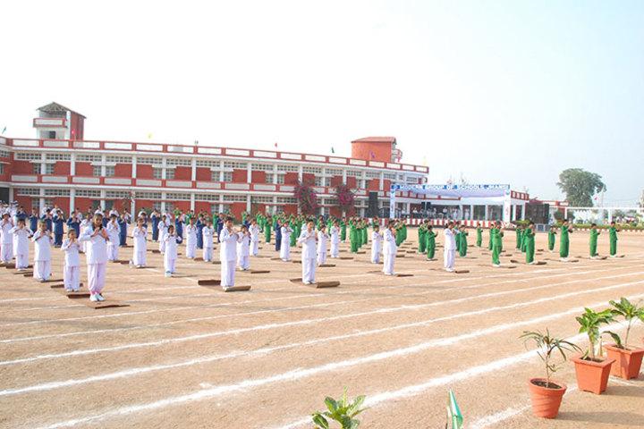 Modern Public School-Assembly
