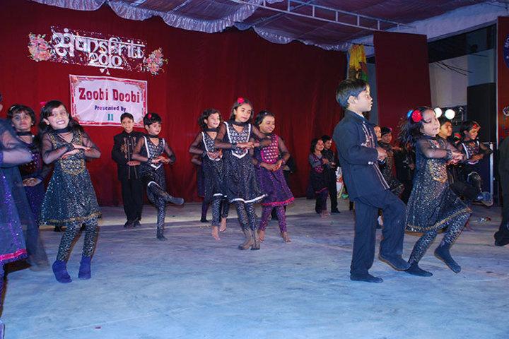 Modern Public School-Dance Activity