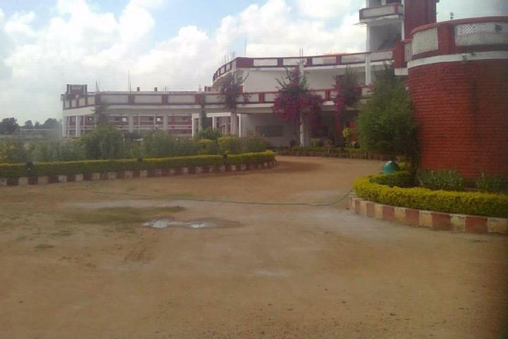Modern Public School-Playground