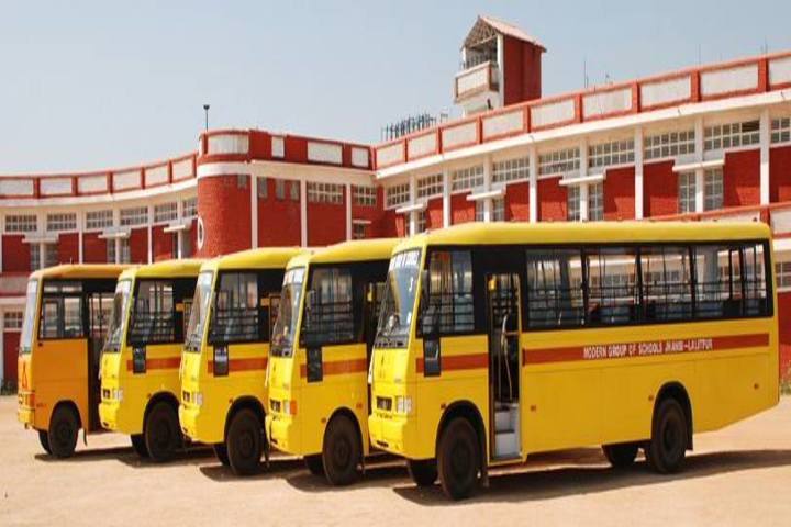 Modern Public School-Transport