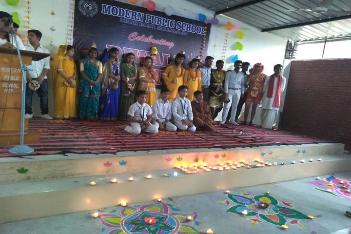 Modern Public School-Diwali Celebrations