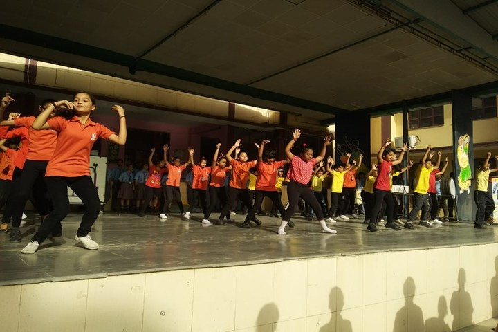 Modern School-World dance Day Celebrations