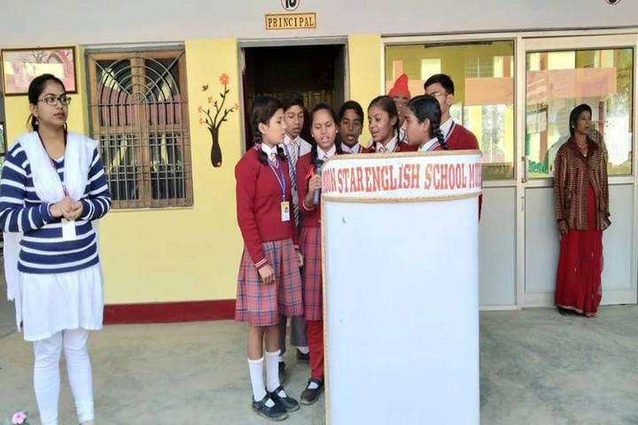 Moon Star English School-Singing