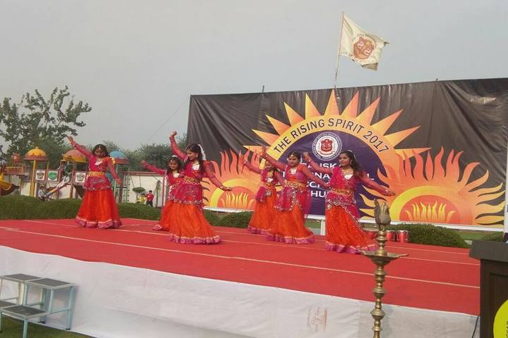 Mother Academy - traditional dance