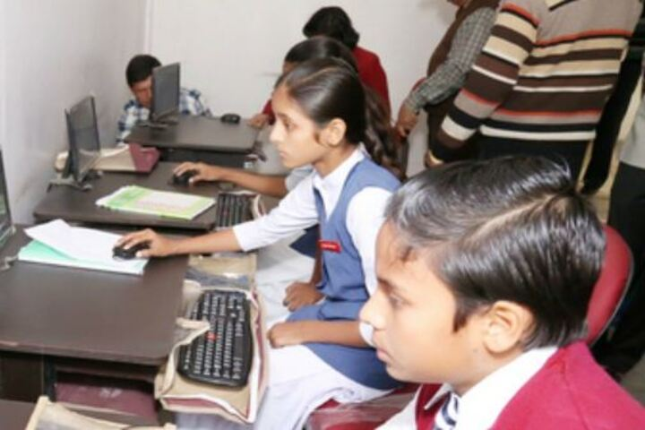 Mother Divine Public School-Computer Lab