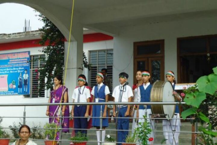 Mother Divine Public School-Event