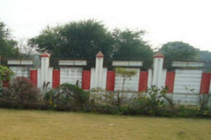 Mother Divine Public School-Play Ground