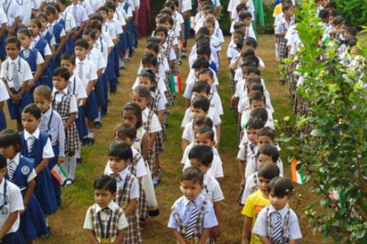 Mother Divine Public School-Prayer