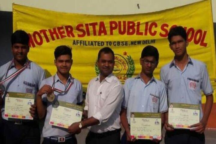 Mother Sita Public School-Achievement