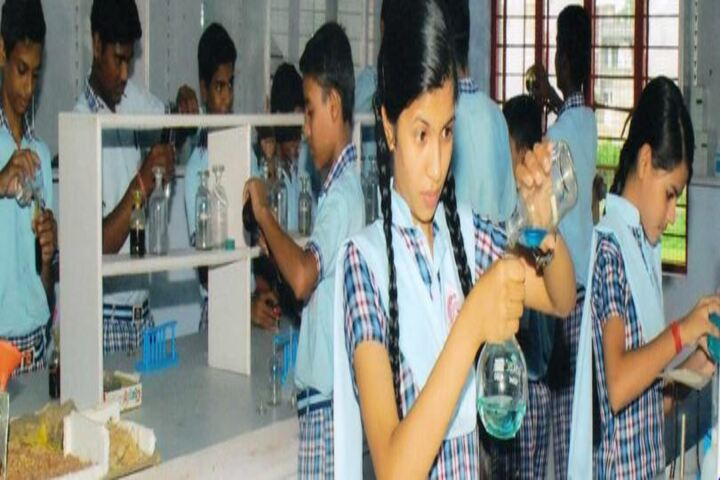 Mother Sita Public School-Chemistry Lab