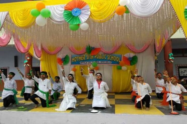 Mother Sita Public School-Independence Day