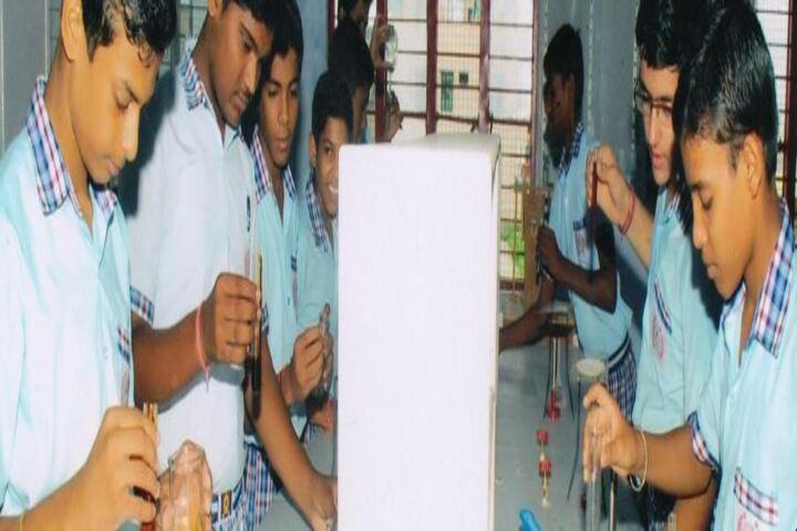 Mother Sita Public School-Physics Lab