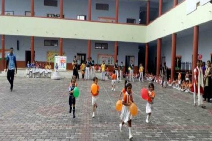 Mother Sita Public School-Sports