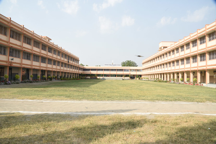 Mother Teresa Memorial School-Playground