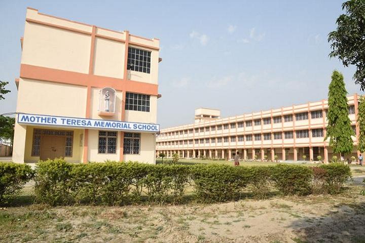 Mother Teresa Memorial School-Campus Back View