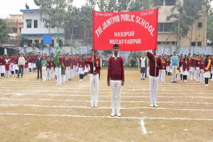 The Jaintpur Public School-Sports Meet
