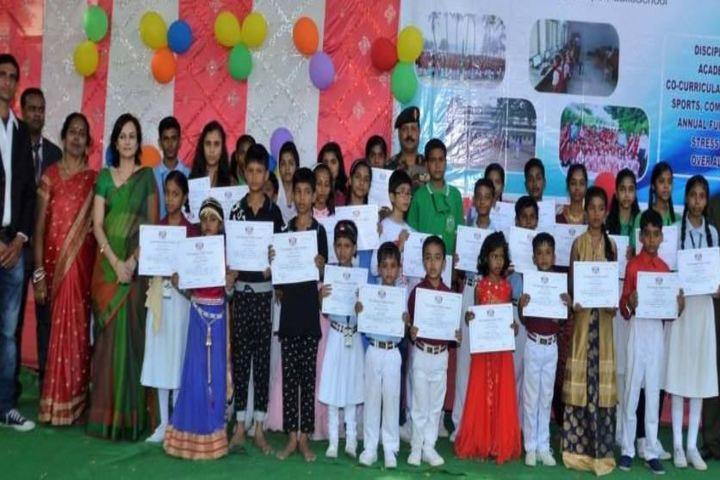 The Jaintpur Public School-Annaul Prize Distribution