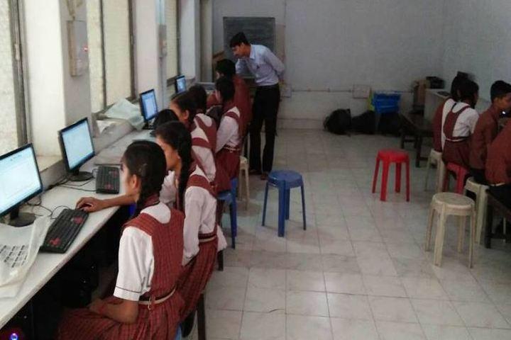 The Jaintpur Public School-Computer Lab