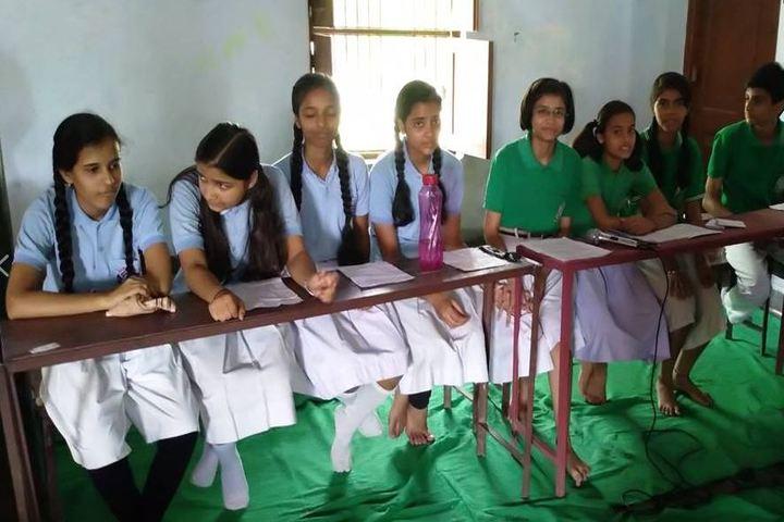 The Jaintpur Public School-Debate Competition