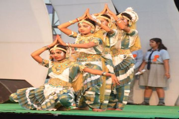 Mount Columbus International School-Cultural Day