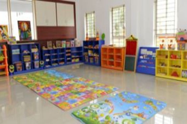 Mount Hill Academy-Activity Room