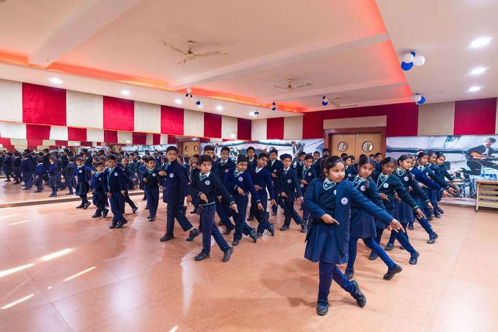 Mount Litera Zee School-Dance Room