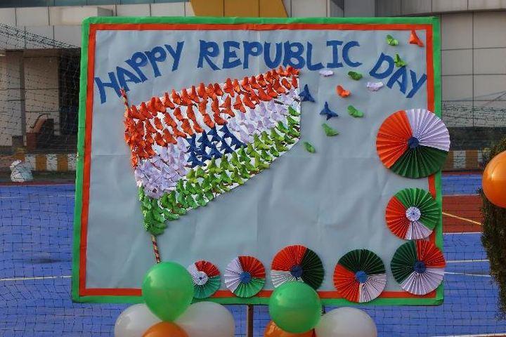 Mount Litera Zee School-Republic Day