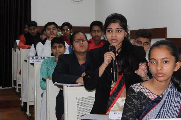 Mount Litera Zee School-Youth Parliament