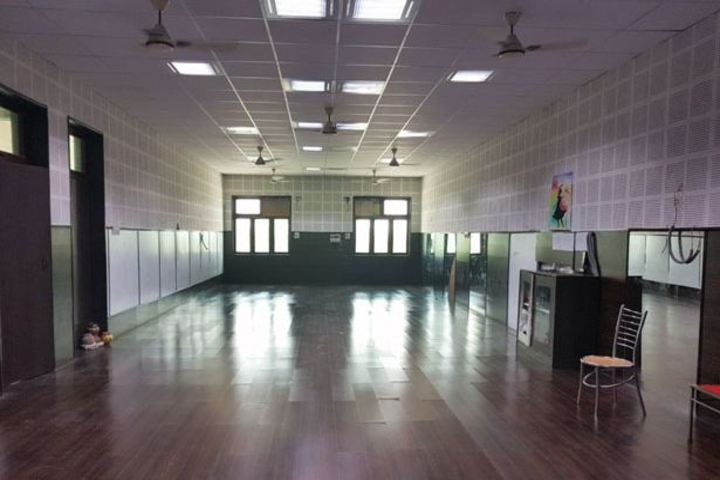 Mount Litera Zee School-Dance Room