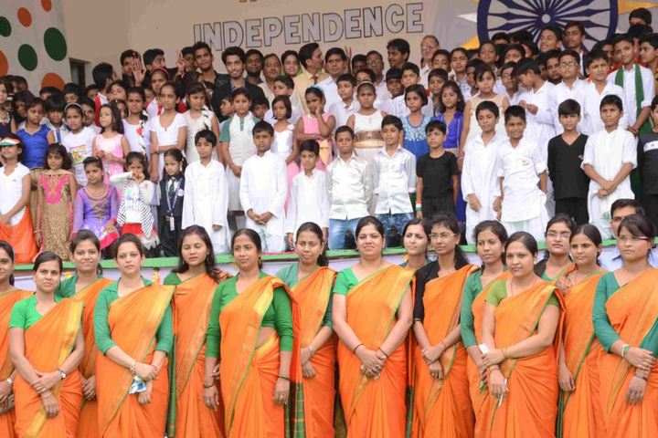 Mount Litera Zee School-Independence Day