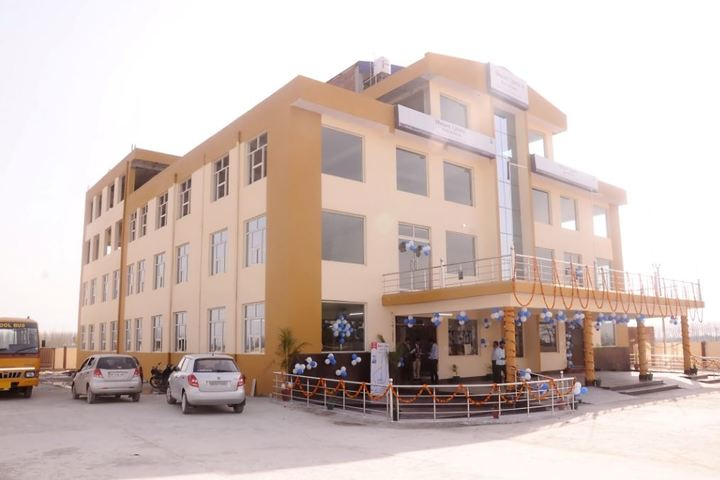 Mount Litera Zee School-Campus View