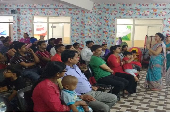 Mount Litera Zee School-Interactive Session