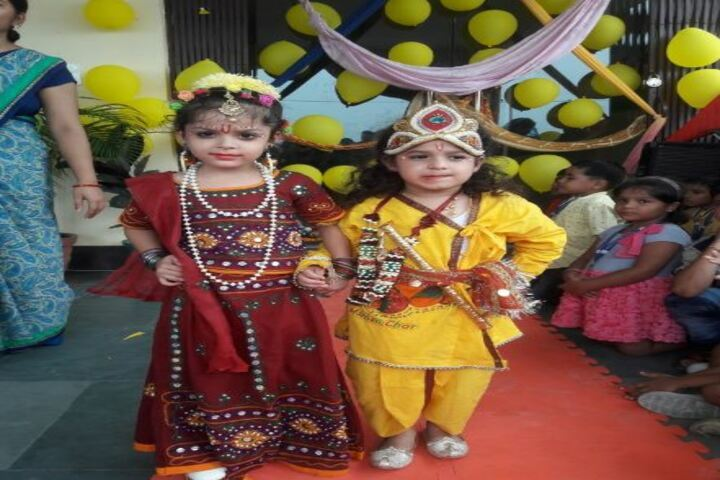 Mount Litera Zee School-Janmasthami Celebrations